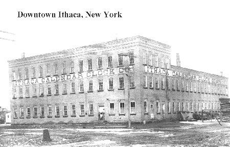 ICCCO - Ithaca Calendar Clock Company, Inc