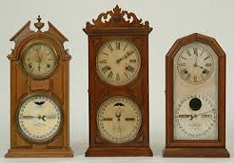 our clocks